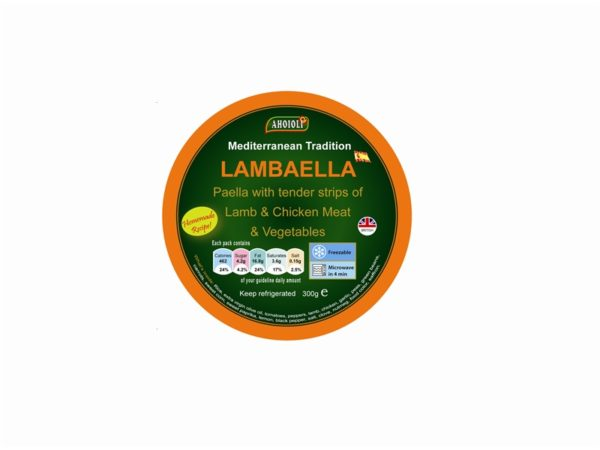 Chilled Food Labels