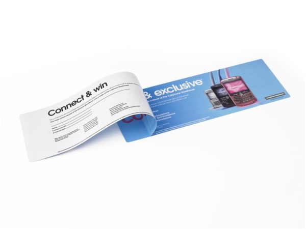 Coupon and Competition Entry Labels