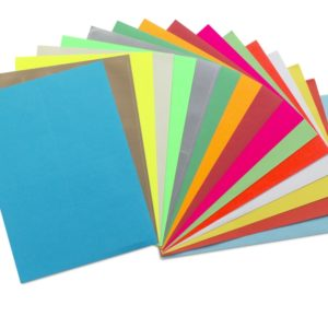 Stock A4 Sheets