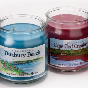 Candles and Aromas Labels