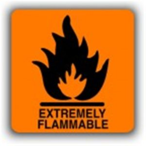 Extremely Flammable Hazard