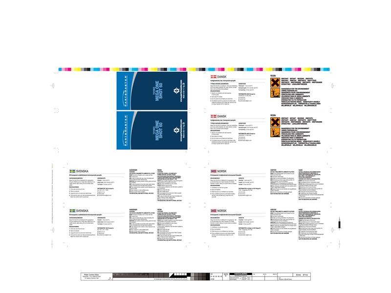Label Leaflets and Booklets