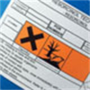 BS5609 Approved Labels