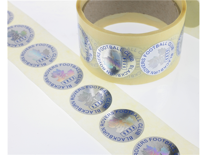 Digital Holographic Labels