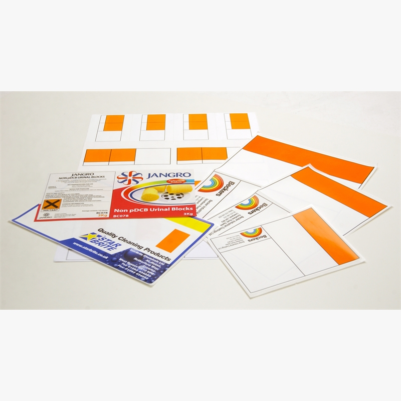 Chemical Manufacturing/Supply Labels