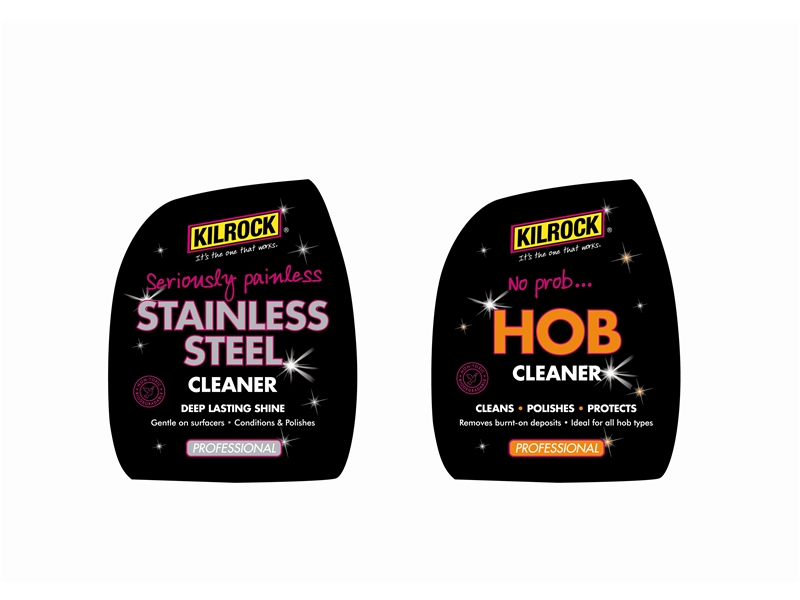 Cleaners and Degreaser Labels