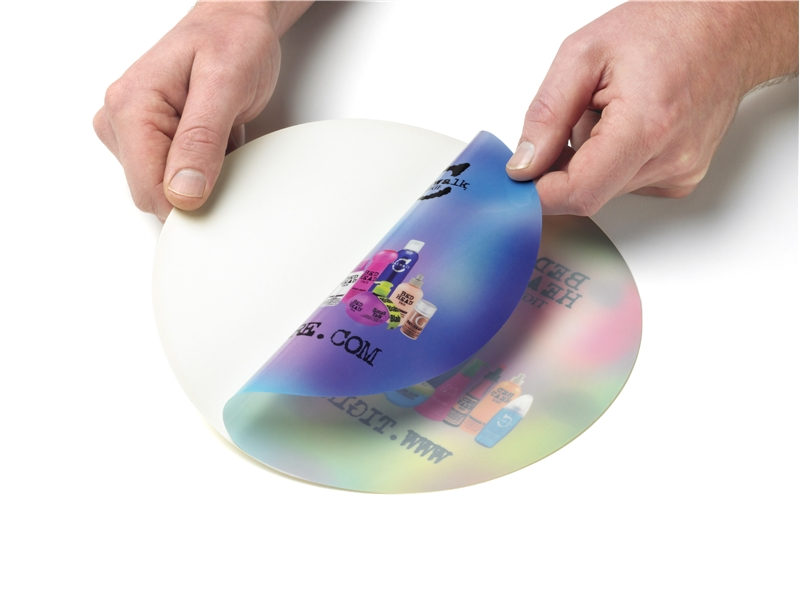 Self Cling Window Stickers