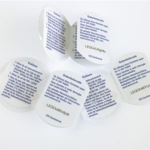 Digital Booklet Labels