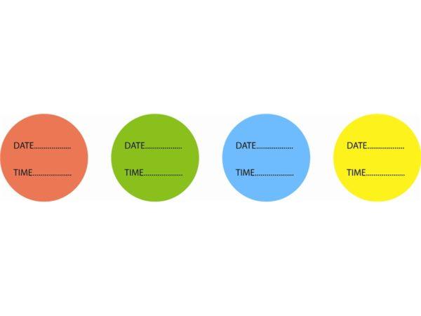Dissolvable Labels