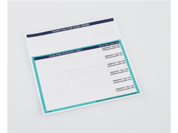 Digital Mailing Labels