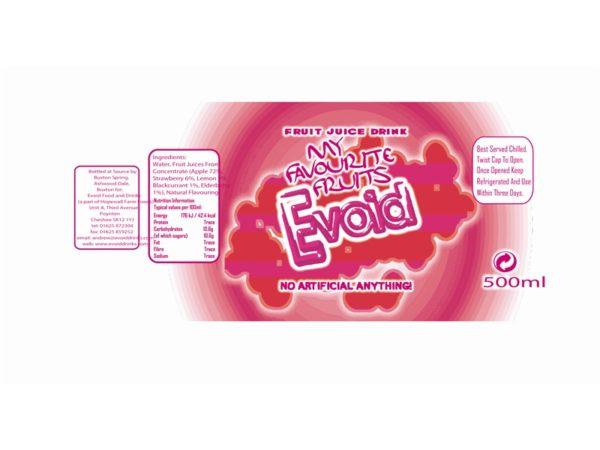 Soft Drinks Labels