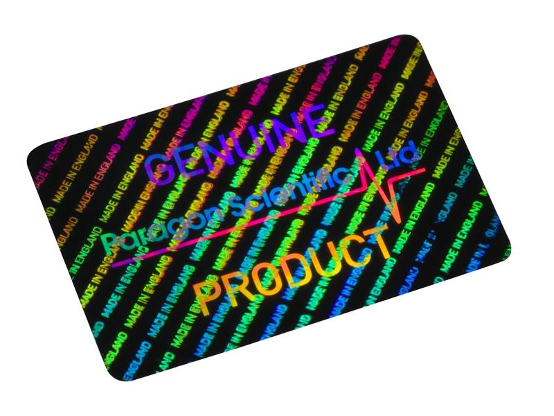 Digital Holographic Labels
