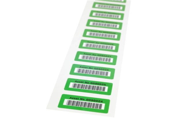 Kapton Labels