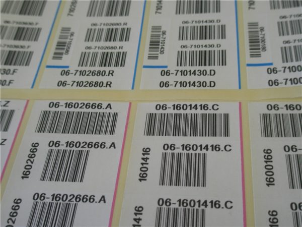 Pharmaceutical and Healthcare Labels
