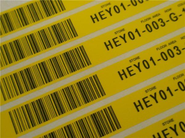 Bureau Labels