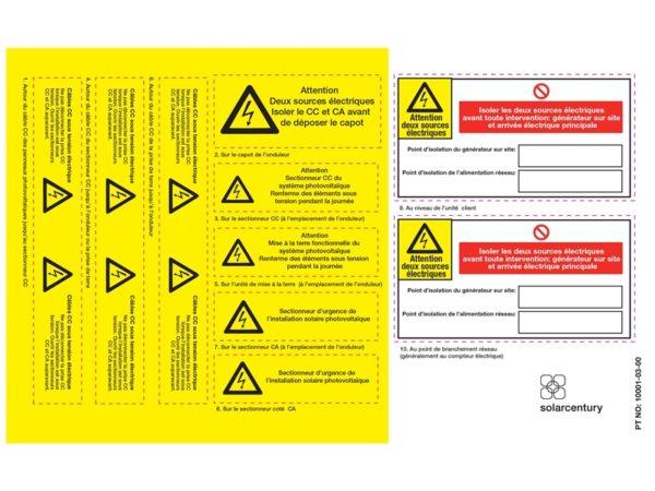 PCB Labels