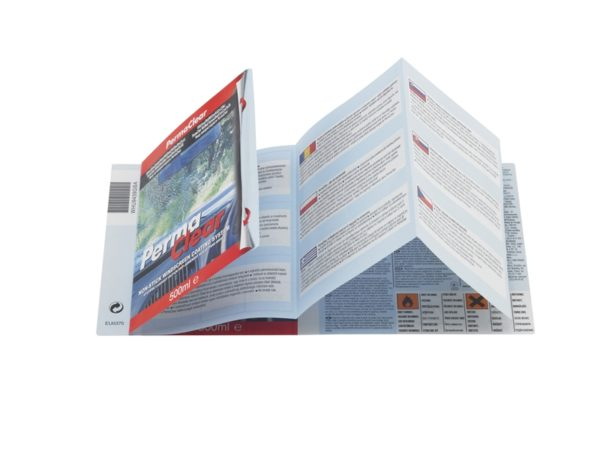 Label Leaflets and Booklets
