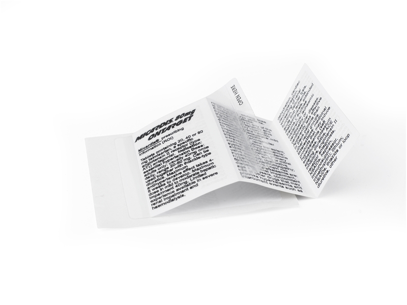Pharmaceutical Medical Booklets