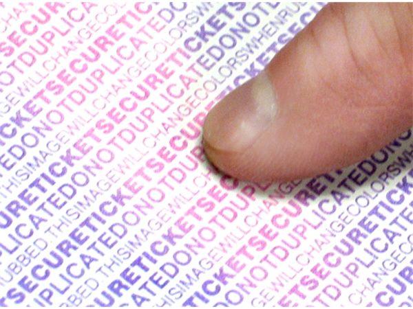 Digital Security Inks