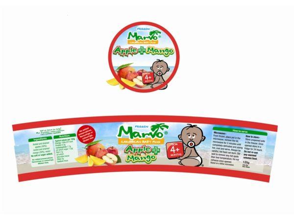 Food Label Sets
