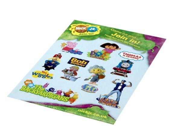 Sticker Sheets