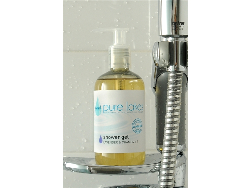 Shower Gel and Shampoo Labels