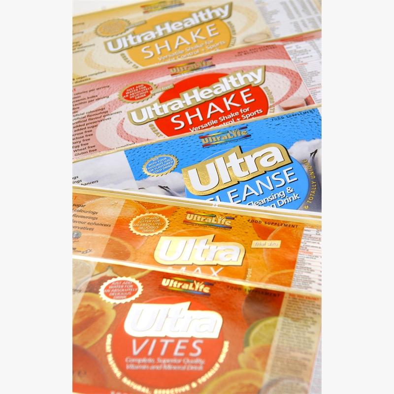Wet Glue Labels