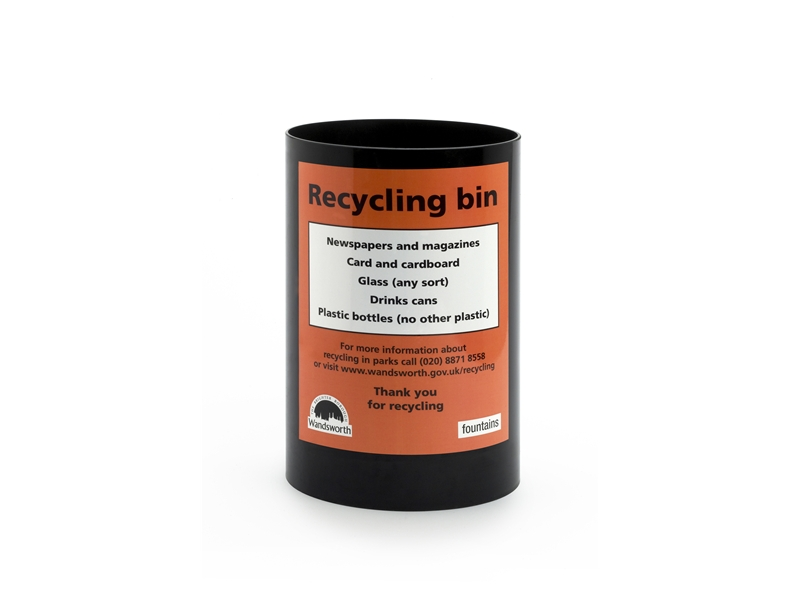 Wheelie Bin Labels