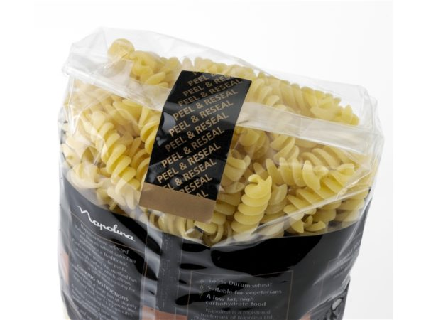Resealable Labels