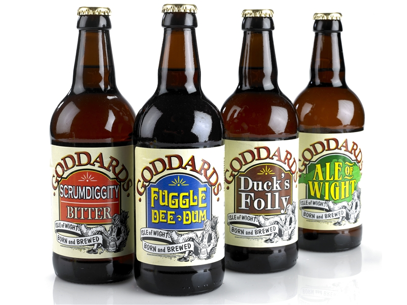 Microbrewery Labels