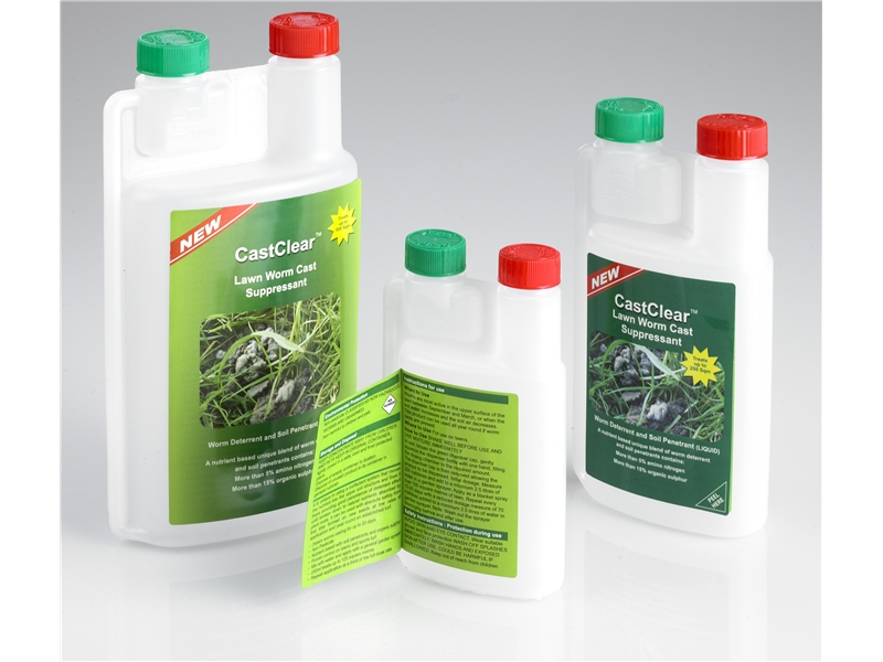 Turf and Garden Care Labels