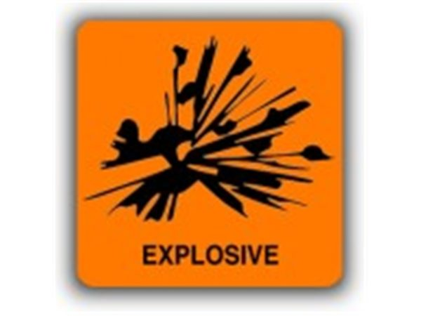 Explosive Hazard