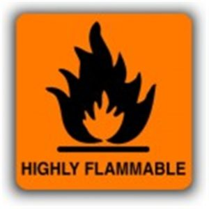 Highly Flammable Hazard