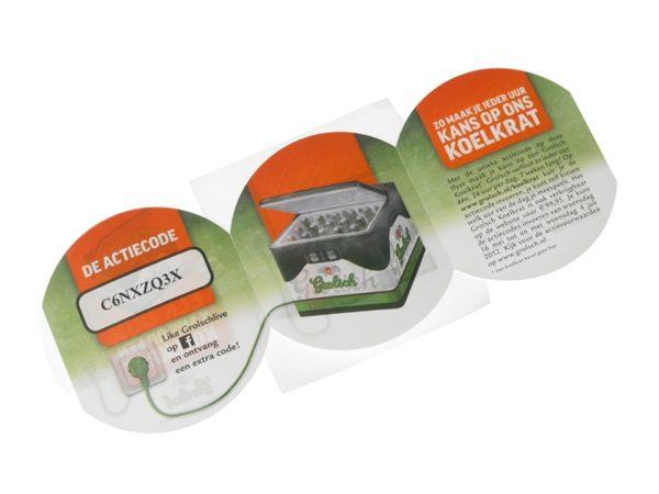 Food Booklets and Leaflet Labels