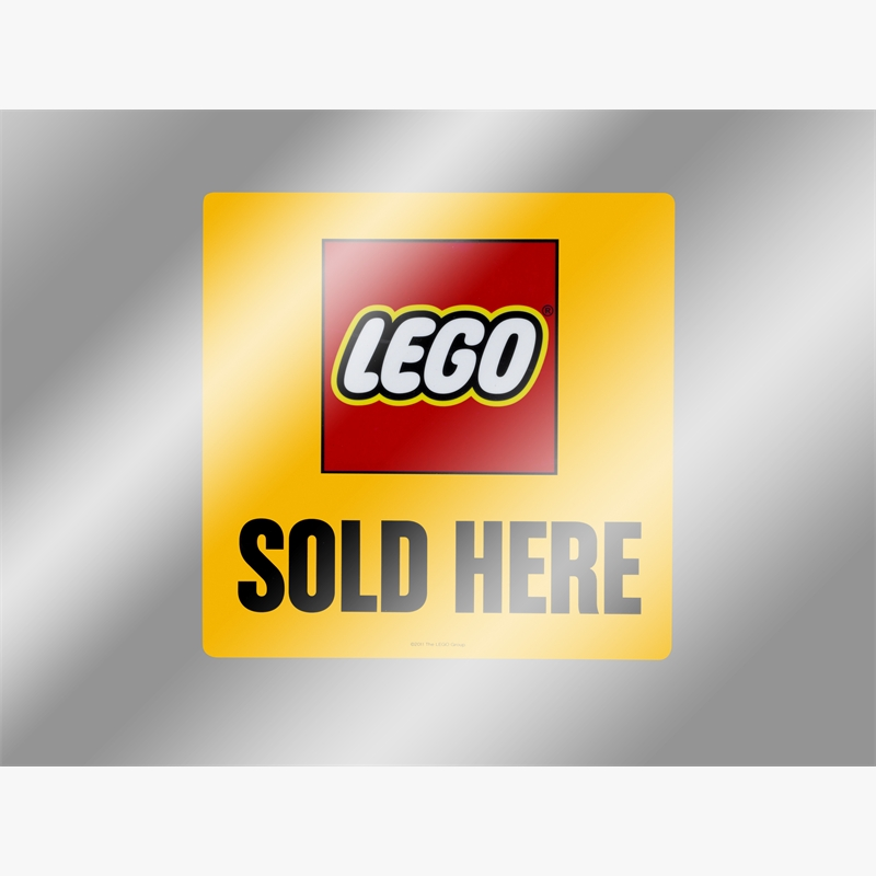 LEGO Window stickers