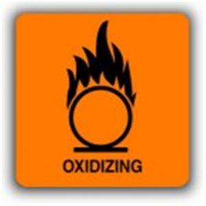 Oxidising Hazard