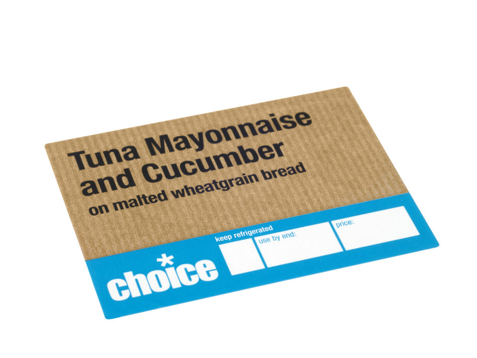 Biodegradable label