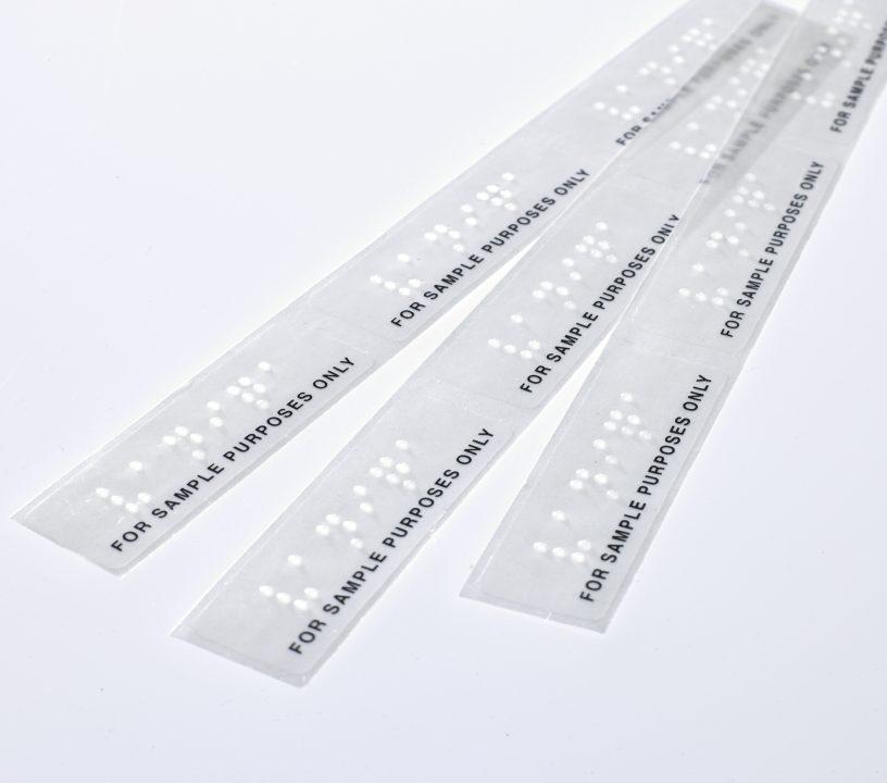 BrailLabels