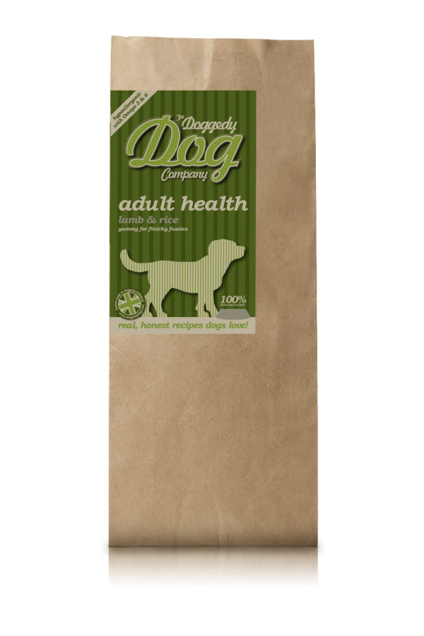 Paper Bag Label
