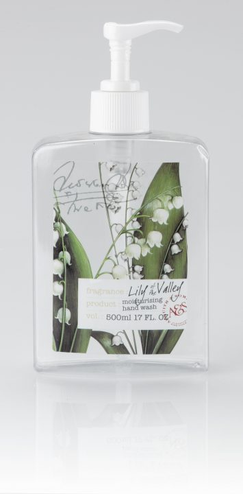 clear Lilly of the Valley - Copy