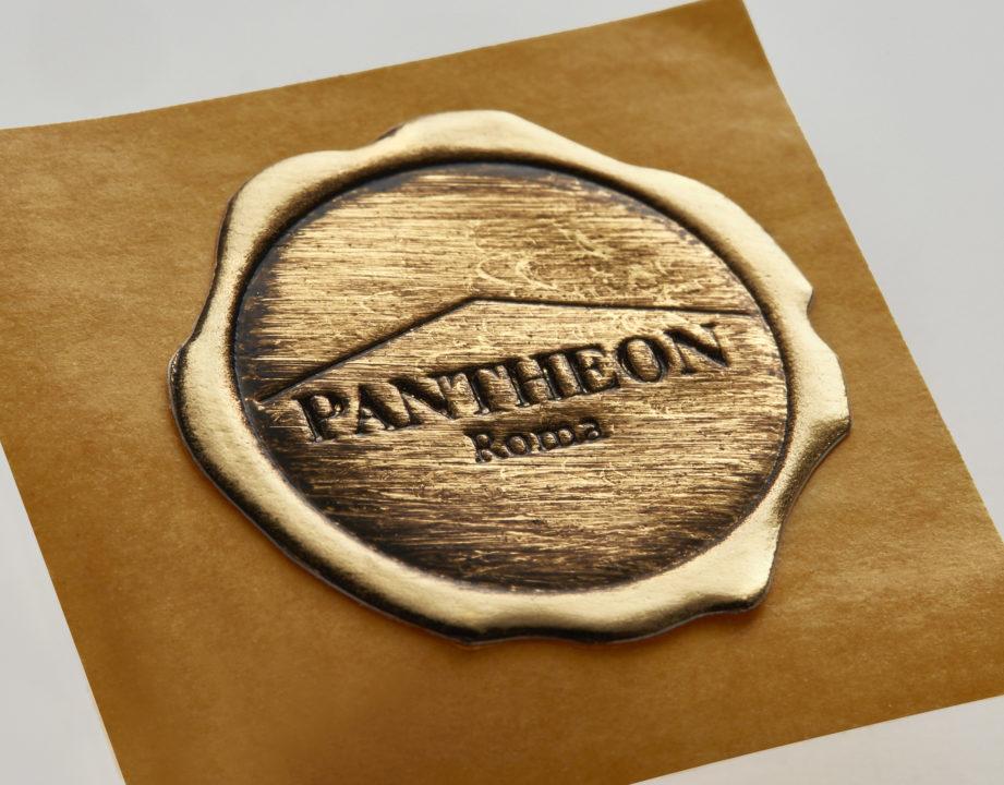 Embossed Pantheon