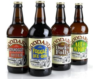 Goddards Beer Labels